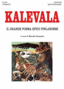 Copertina libro KALEVALA