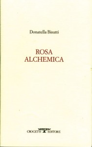 Copertina silloge ROSA ALCHEMICA