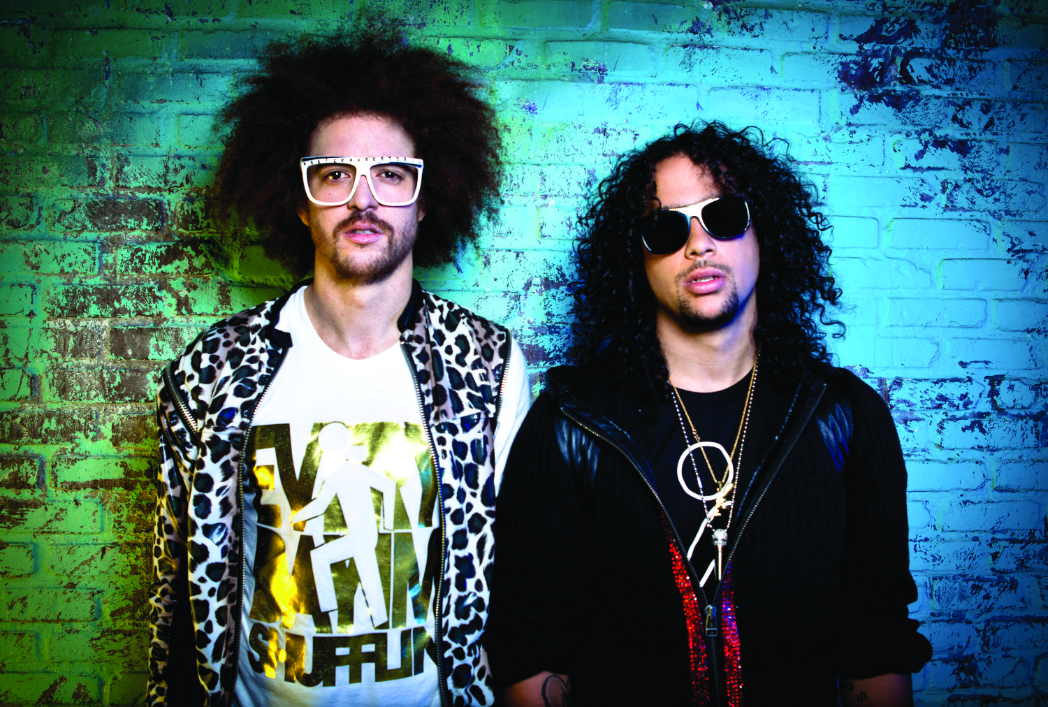 "LMFAO: il duo californiano in Italia per l'evento targato Citroën ""I LIKE DS3 PARTY"""