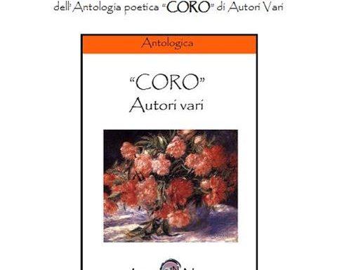 """Presentazione dell'antologia poetica """"Coro"""" al Teatro Agorà"""