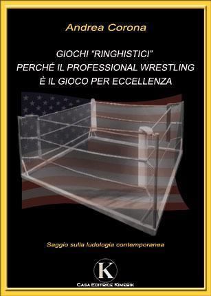 """Andrea Corona presenta il libro """"Giochi ringhistici"""""""