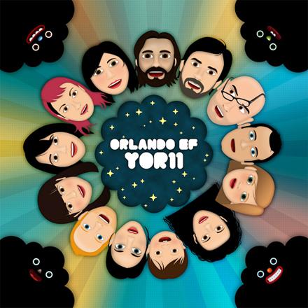 """Arriva anche in Italia l'album di Orlando Ef """"Yor11"""""""