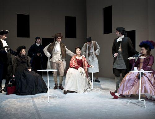 Luca Bargagna e la vittoria del teatro con La Bottega del Caffè