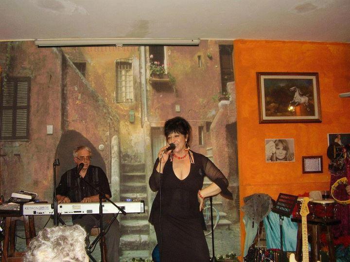 Luisa Sorci, l'antica anima di Roma
