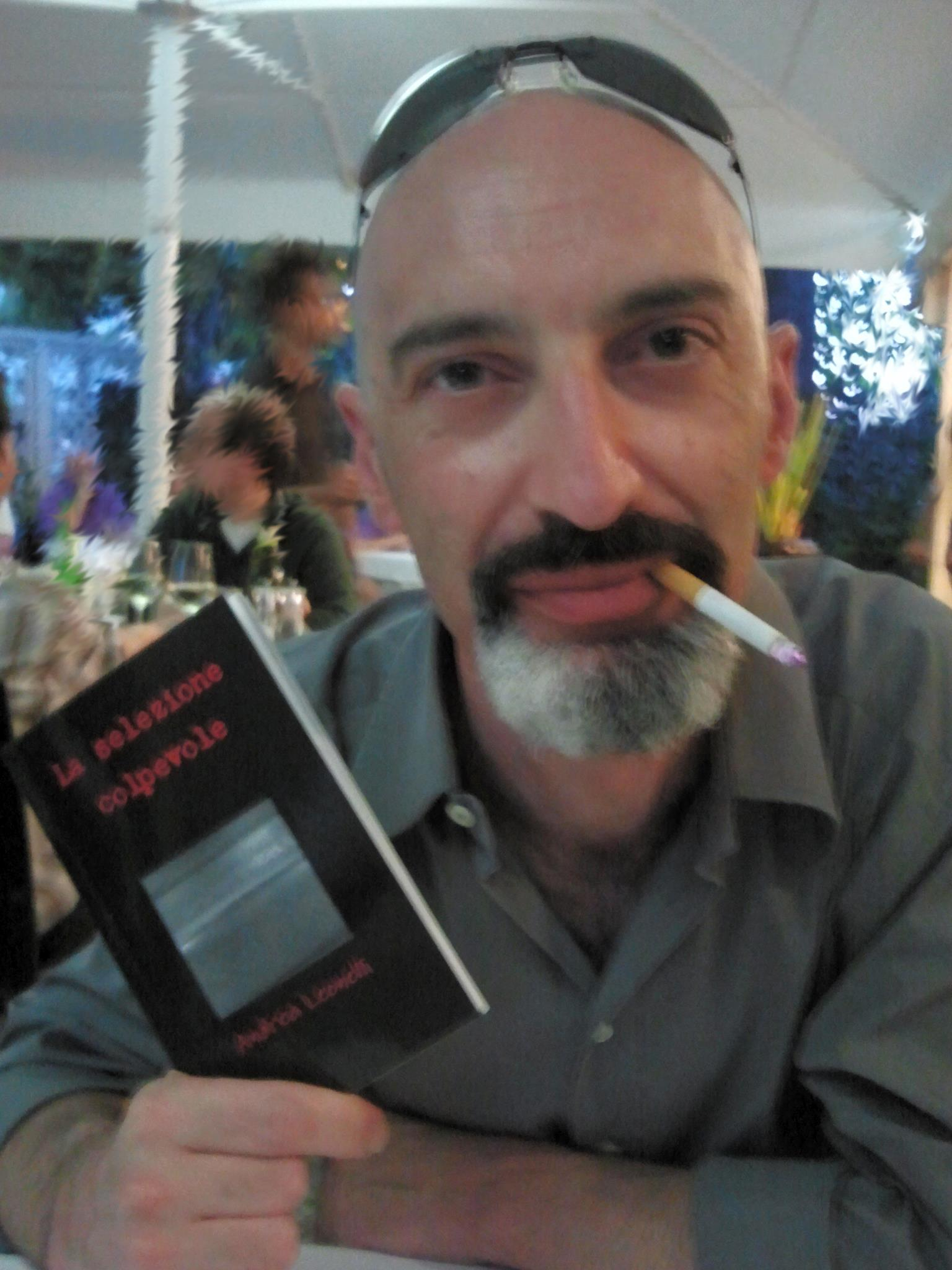 """""""La selezione colpevole"""" di Andrea Leonelli, recensione a cura di Elisabetta Bagli"""