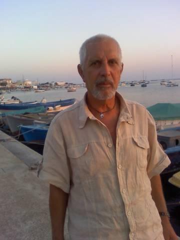 Giancarlo Serafino: rappresentare il mondo in poesia