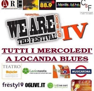 We a.r.e. the festival IV