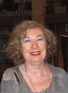 Donatella Bisutti foto di Silvia Venenuti a Pal Lib
