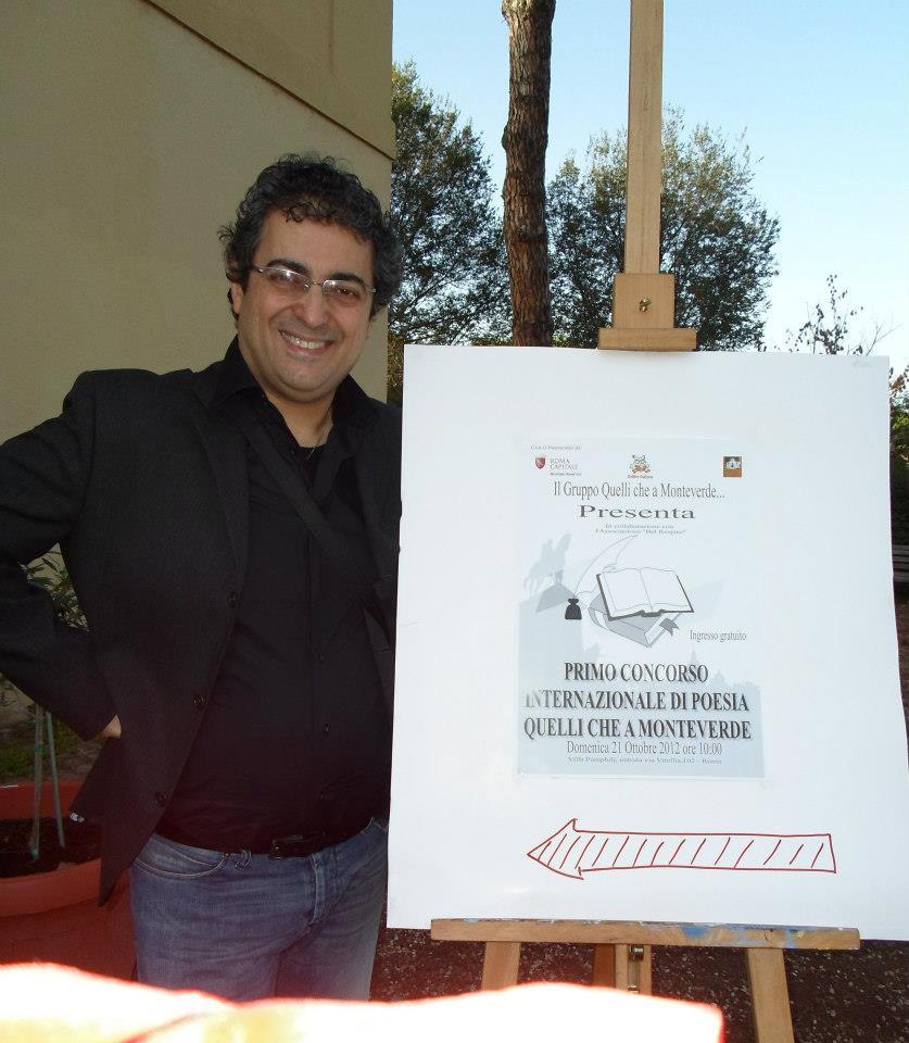 """Primo Concorso Internazionale di Poesia """"Quelli che a Monteverde"""": la vittoria a Maurizio Donte"""