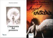 """Presentazione di """"Angel Inside"""" di Angela Tambaro e di """"L'Impronta del Pensiero"""" di Vincenzo Lubrano"""