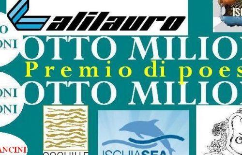 """Premio Internazionale di Poesia """"Otto Milioni 2013″"""