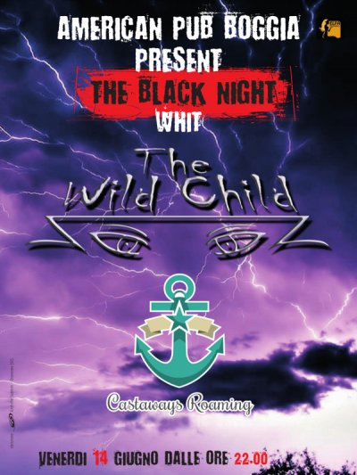 The Wild Child dall'etere al palco
