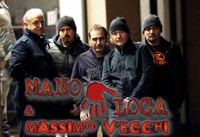 Manoloca&Massimo Vecchi su Non sparate sul Dj