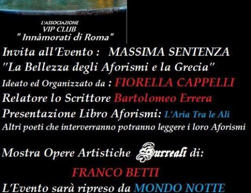 Massima Sentenza al VIP Club Innamorati di Roma