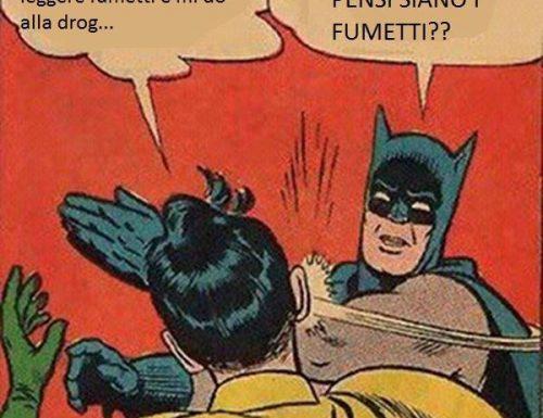FUMETTERIA GOLDEN STORE ROMA IN VIA FABIOLA 53
