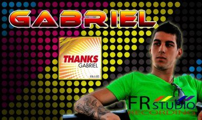 """Thanks"", la magia house di GABRIEL"