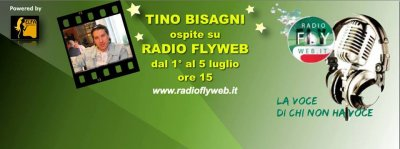 Estate radio con Tino Bisagni