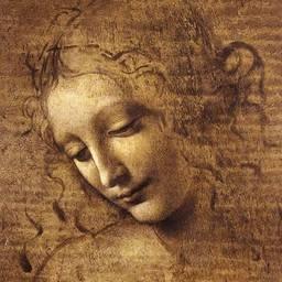 Ritratto a sanguigna di Isabella Morra