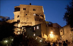 Valsini castello Morra