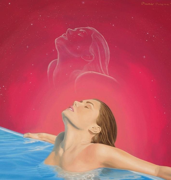 La dualità del fisico e dello spirituale nell'arte pittorica di Franco Farina