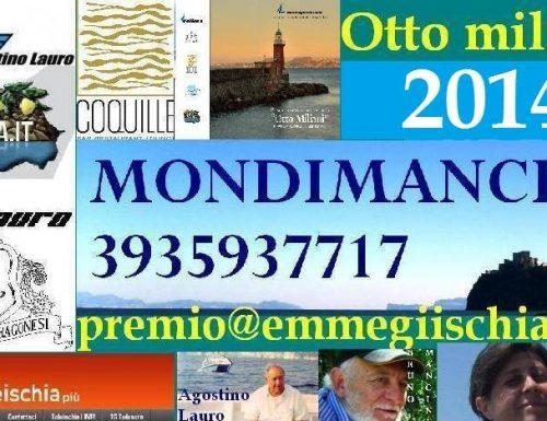 Premio Internazionale di Poesia OTTO MILIONI – 2014