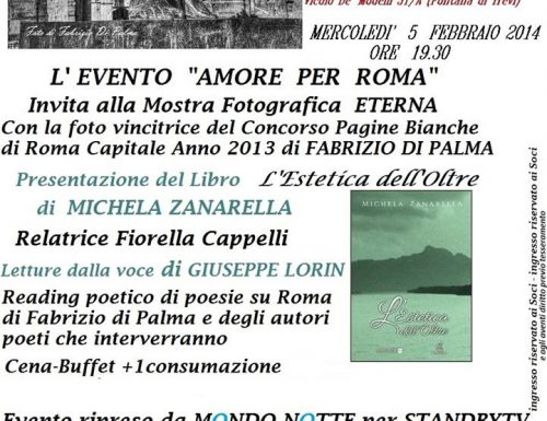 Amore per Roma: L'Estetica dell'Oltre al Vip Club