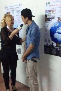 Cesare Cernigliaro e Giovanna D'Urso