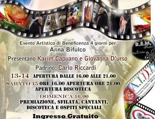 Premio Carlo Riccardi: arte, moda, spettacolo e beneficenza