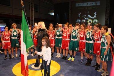 Linda d dà il LA al Campionato Italiano Femminile