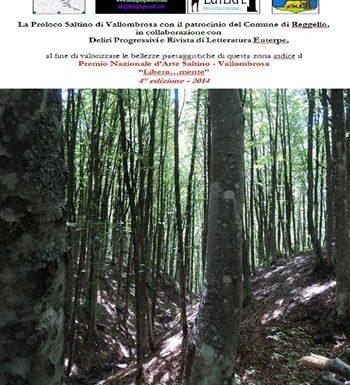 """Premio Internazionale d'Arte Saltino – Vallombrosa """"Libera…mente"""" 4° edizione – 2014"""
