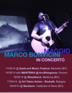 Marco Bonvicini Live
