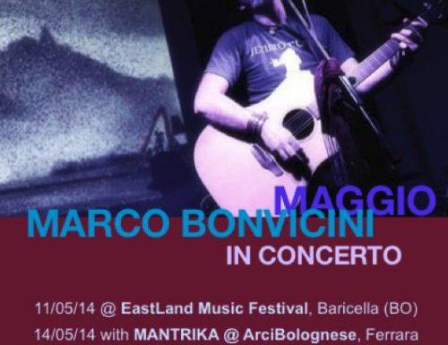 Marco Bonvicini – Live Maggio 2014