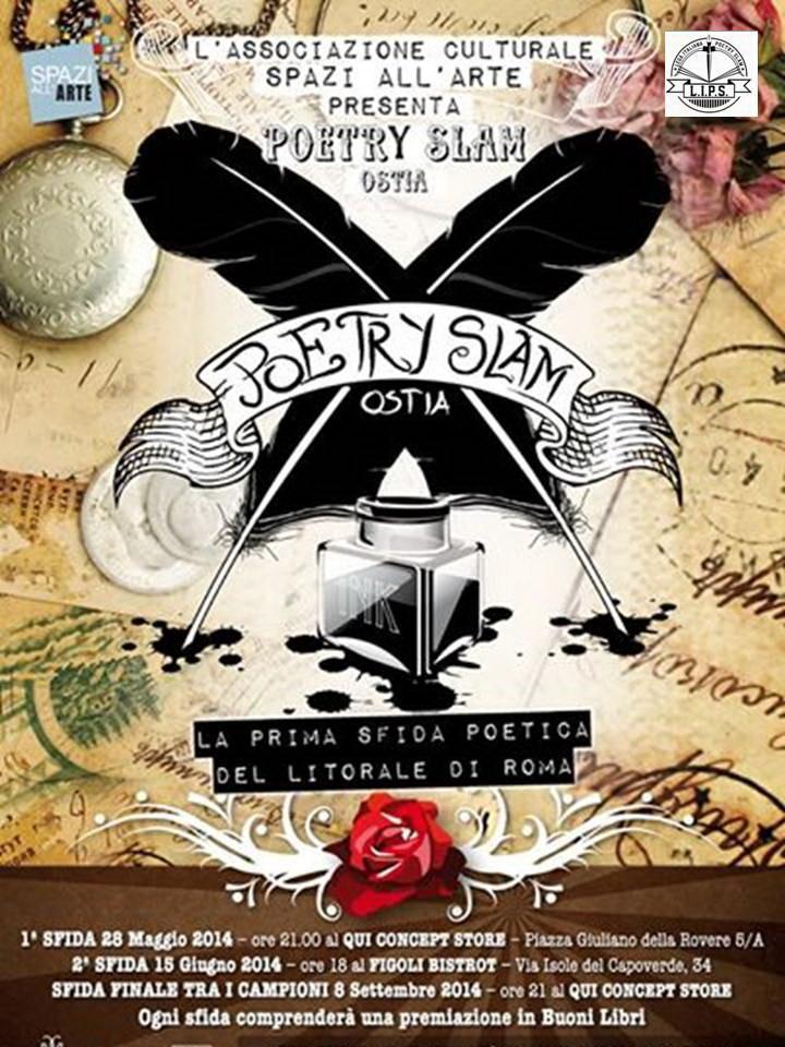 Continua il Poetry Slam di Ostia