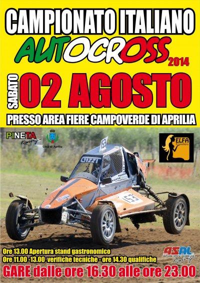 Torna il Campionato Italiano di Autocross
