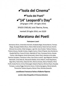 leopardi's day