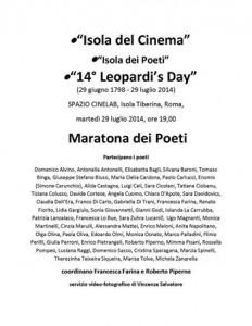 leopardi's day