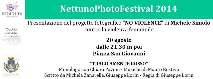 """A Nettuno """"Tragicamente rosso"""", monologo per Chiara Pavoni"""