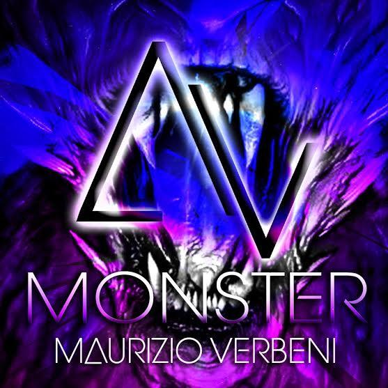Monster, the new EDM single by Verbeni