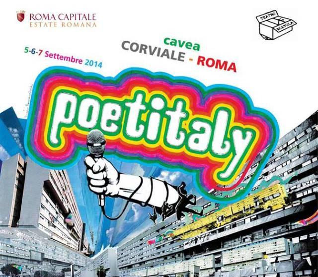 POETITALY – Biblioteca Renato Nicolini Corviale