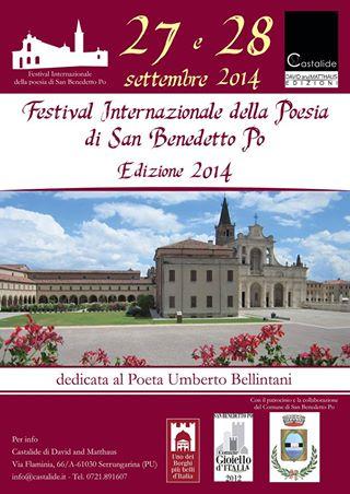 San Benedetto Po: Festival Internazionale della Poesia di Castalide di David and Matthaus