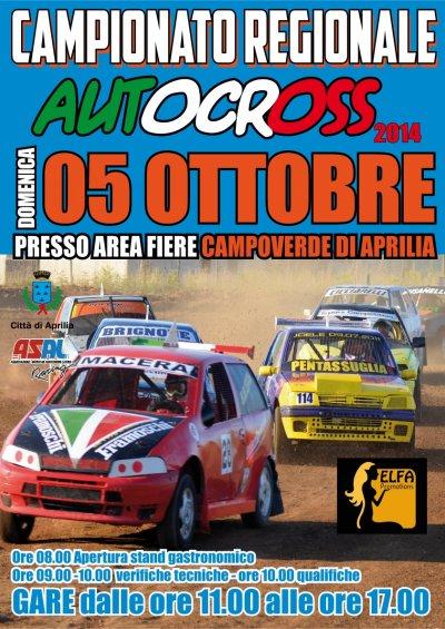 Campoverde: finale del Campionato di Autocross