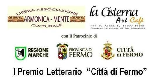 """Prima Edizione del Premio Letterario """"Città di Fermo"""""""