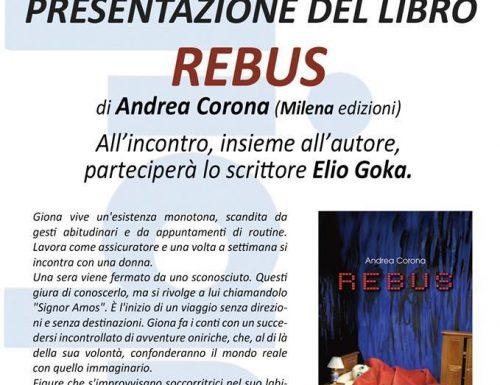 Rebus di Andrea Corona alla Libreria Ubik di Napoli