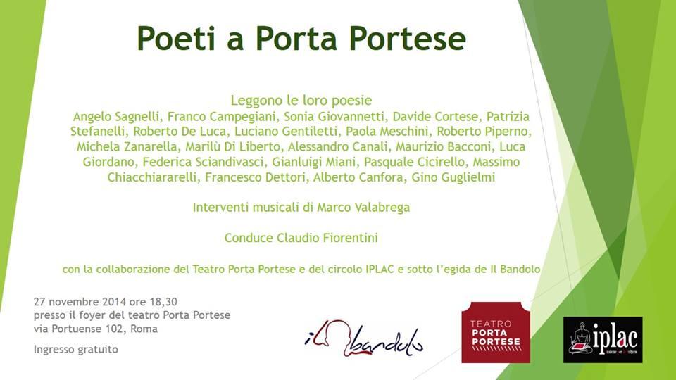 Poeti a Porta Portese