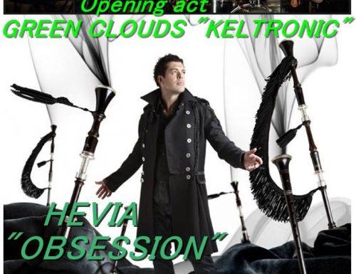 Green Clouds al Teatro Brancaccio con Hevia