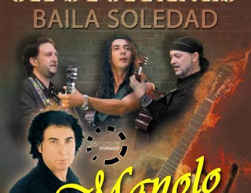"Arriva ""Baila soledad"" dei Manolo GipsyGitanes"