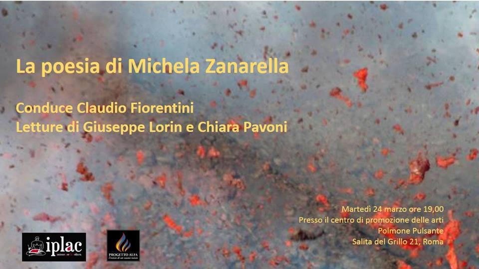 La poesia di Michela Zanarella al Polmone Pulsante