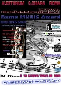 Rome Music Aw