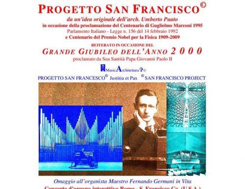 Il Premio Internazionale San Francesco 2015 in memoria di Don Oreste Benzi