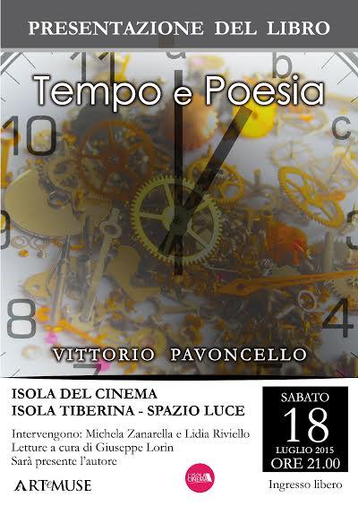 Doppio appuntamento con Vittorio Pavoncello all'Isola del Cinema